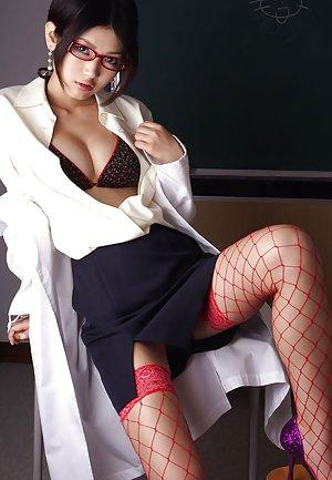 Asian Stockings Pics